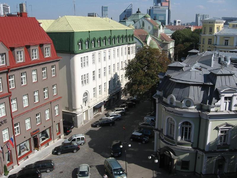 Classic апартаменты с 2 спальнями в Старом городе
