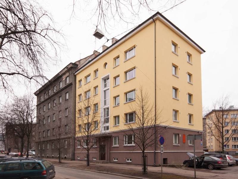 Two-Bedroom Apartment in the center – V.Reimani 6