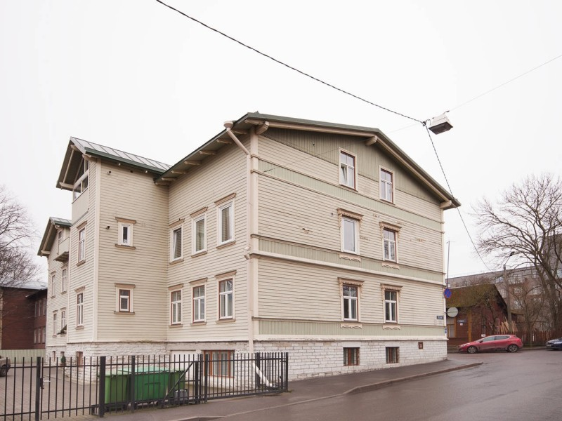 Two-Bedroom Apartment in the center – Sügise 14
